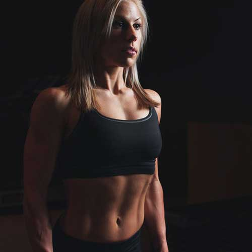 DEFINITION - I want to start concentrating on muscle definition now while slowly dropping the fat around my abs and thighs.